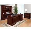 Palladia Executive Desk Office Set, 13452