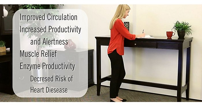 How to Get a Standing Desk in Your Office | NBF Blog