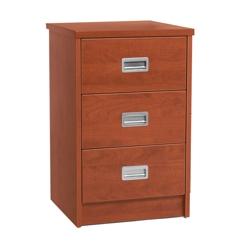"19"" Wide Behavioral Health Three-Drawer Bedside Cabinet, 25724"