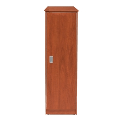 Behavioral Health Single Wardrobe Cabinet with Right Hinge Door, 25728