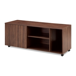 "Pacifica Collection 24""H Storage Credenza, 12023"