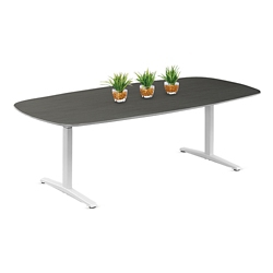 Plus T-Leg Conference Table - 8'W, 45012