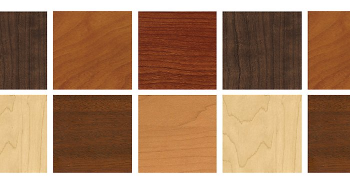 How to Select the Right Color Wood
