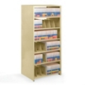 "Double-Entry Open Shelving Starter Unit 36""W x 30""D, 31986"