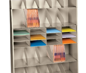 Legal Size Add-A-Stack Literature Sorter Tier, 31180