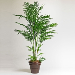 Faux Areca Palm Tree - 7 Ft., 87366