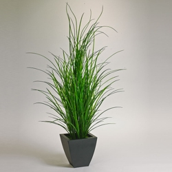 Hospitality furniture artificial plants lifetime guarantee 5 tall grass potted plant 87380 workwithnaturefo