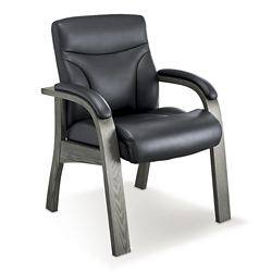 La-Z Boy Revere Guest Chair in Faux Leather, 50701