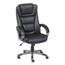 Montana Faux Leather High Back Executive Chair , 50857