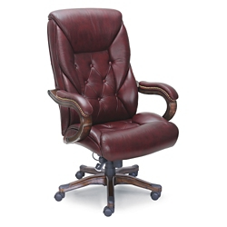 Kingston Standard Faux Leather Executive Chair, 55605