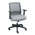 C2 Collection Mesh Chair with Memory Foam, 56942
