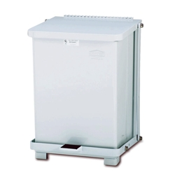 Step-On Medical Biohazard  Waste Receptacle - 7 Gallon Capacity, 85921