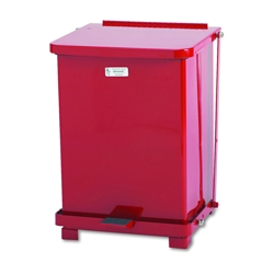 Step-On Medical Biohazard  Waste Receptacle - 7 Gallon Capacity, 85924