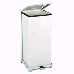 Step-On Medical Biohazard  Waste Receptacle - 24 Gallon Capacity, 85928