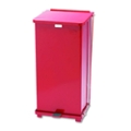 Step-On Medical Biohazard  Waste Receptacle - 24 Gallon Capacity, 85930
