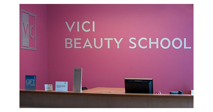 Office Tour: VICI Beauty School