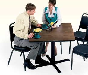 "Breakroom Table - 36"" Square, 44170"