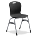 "19"" Stacking Chair, 50553"