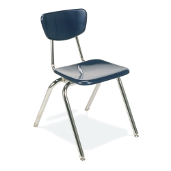 "18"" Stack Chair-5th Grade & Up, 51244S"