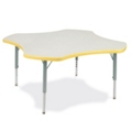 "48"" Clover-Shaped Activity Table, 46338"
