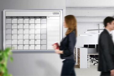 "48"" x 36"" Dry-Erase Calendar, 88000"