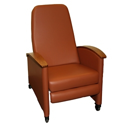 Patient Recliner - 350 lb Weight Capacity, 26507