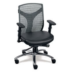 Vector Conference Chair with Polyurethane Seat, 52005