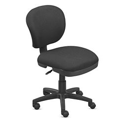 Everyday Values Compact Armless Task Chair 56024