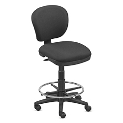 Armless Desk Chairs Office Seating without Arms NBFcom