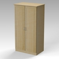 "Two Door Wardrobe Cabinet - 72""H , 26568"