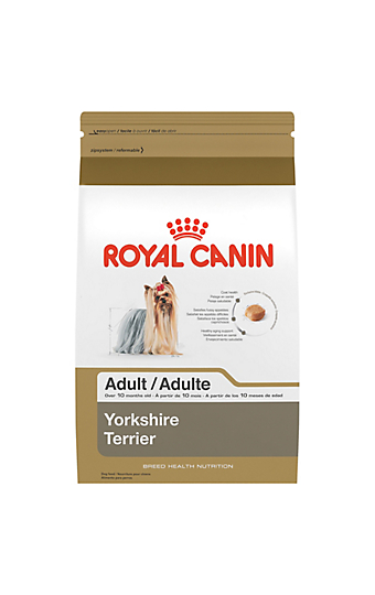 Yorkshire Terrier Puppy Dry Dog Food Royal Canin Breed Health