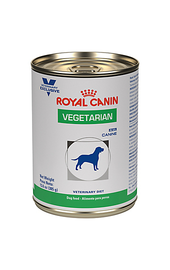 royal canin veterinary diet canine vegetarian canned dog food 13 6