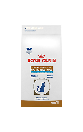 Royal Canin Veterinary Diet Gastrointestinal Moderate Calorie Dry Cat Food