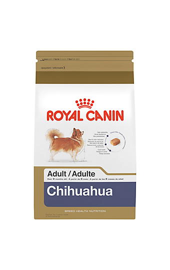 chihuahua puppy dry dog food royal canin breed health nutrition. Black Bedroom Furniture Sets. Home Design Ideas
