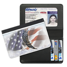God Bless America Debit and Credit Card Holder
