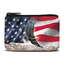 American Icons Pack a Patriotic Punch on this Small But Mighty Tote