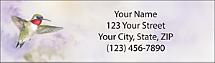 Flights of Fancy Address Labels