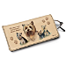 Yorkie Eyeglass Case
