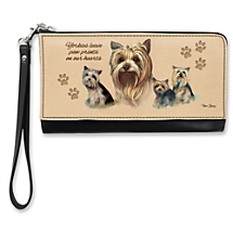 Pint-Sized Pups are the Perfect Complement to this Clever Clutch