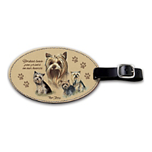 Tag Bags with a Fun Accessory Featuring Your Favorite Dog Breed