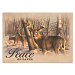 Winter's Peace Personalized Holiday Cards