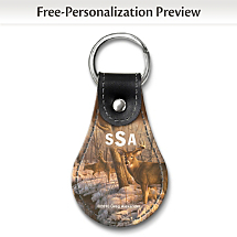 A Cool, Calm and Collected Key Keepsake