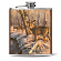 Winter Calm Flask