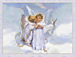 Angel Kisses Note Cards