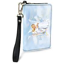 Angels Aren't Just for Shoulders, these Darling Guardians Travel Best on the High-Fashion Wristlet Express
