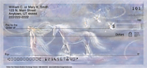 Follow Your Dreams Fantasy Unicorn and Fairy Checks