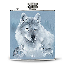 Serious Spirits Deserve a Vessel Worthy of Your Wolf Pack
