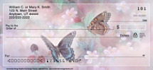 Lena Liu's Enchanted Wings Butterfly Personal Checks
