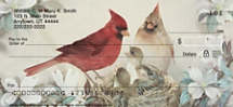 Lena Liu's Morning Serenade Bird Personal Checks