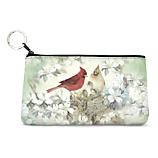 Heartwarming Cardinal Art Puts this Handbag on the Must Have List